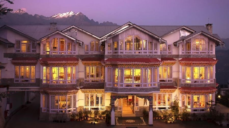 Norbu Ghang Retreat and Spa