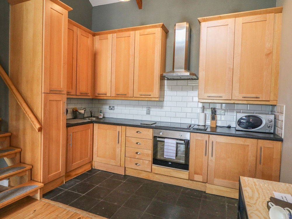 Private Kitchen, Rosnacarthna More Apartment