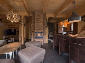 Lovely Chalet in Turracherhöhe With Sauna
