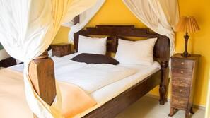 Hochwertige Bettwaren, kostenloses WLAN