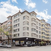 VISIONAPARTMENTS Zurich Rotachstrasse