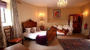 8 Schlafzimmer, Bügeleisen/Bügelbrett, kostenloses WLAN, Bettwäsche