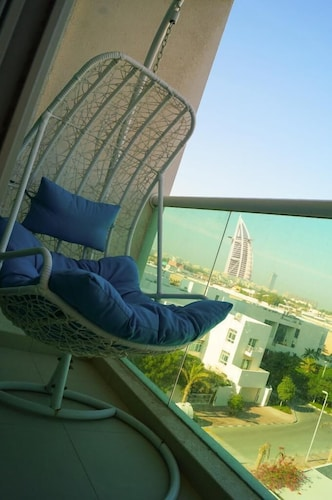 Luxury apartment Burj al Arab View