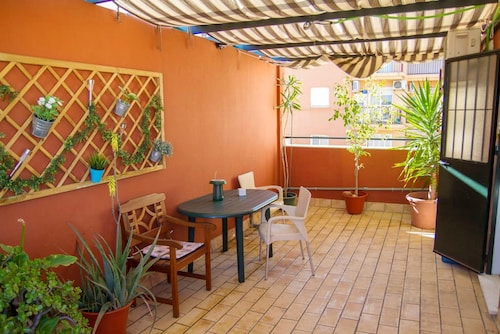 Apartment With one Bedroom in Alcalá de Guadaíra, With Furnished Terrace and Wifi - 72 km From the Beach