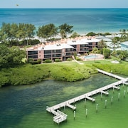 Coquina Moorings 106 Condo With Pool Boat Dock And Awesome Bay Views