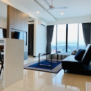 D'wharf Residence @ PD Waterfront Balcony View by AirPlan