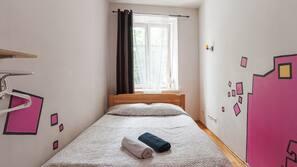 Strykejern/-brett, gratis wi-fi og sengetøy