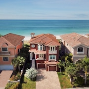 Gulf-front W/ Pool & Direct Beach Access 4 Bedroom Home