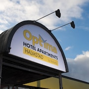Optima Hotel Apartments Halmstad