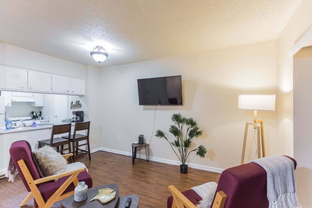 Living Area, The River City Flats