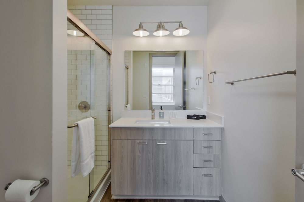 Bathroom, The Old Town Luxury Lofts