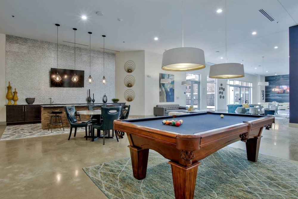 Billiards, The Old Town Luxury Lofts