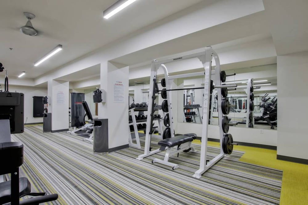 Fitness Facility, The Old Town Luxury Lofts