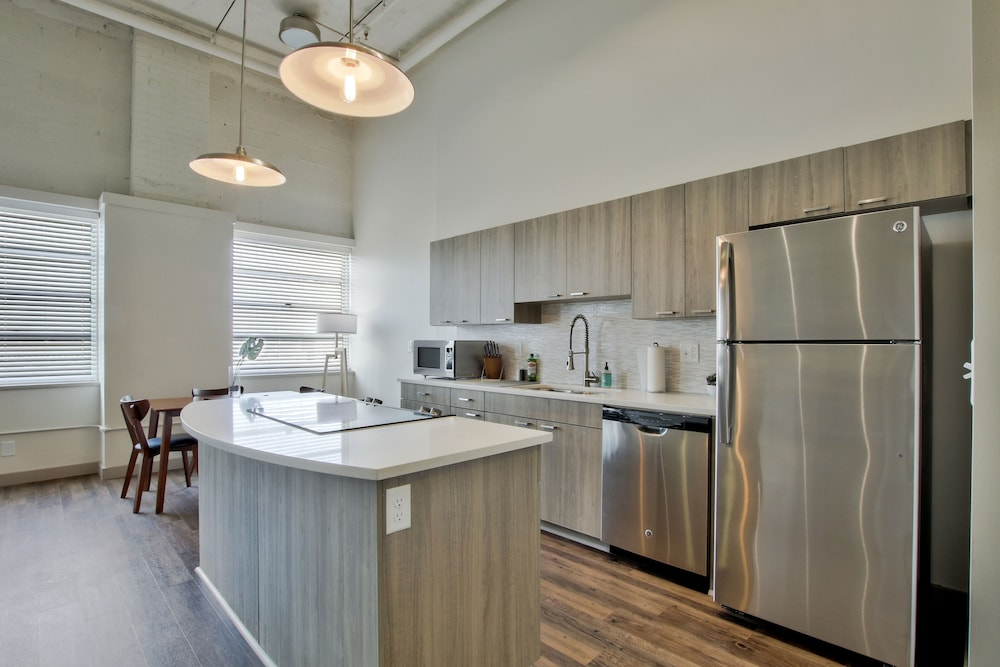 Private Kitchen, The Old Town Luxury Lofts