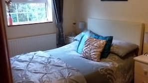 Premium bedding, rollaway beds, free WiFi, bed sheets