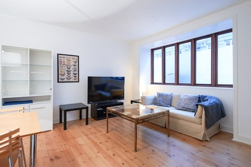 One-bedroom Apartment in Copenhagen Østerbro