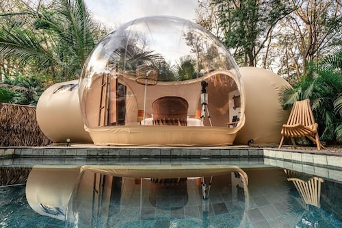 Satori The Bubble Experience Lodge
