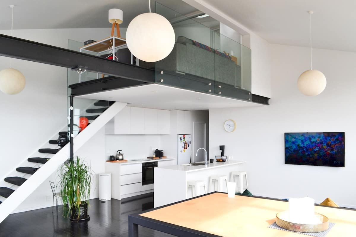 Stylish 2 Bedroom Loft Apartment With Parking 2021 Room Prices Deals Reviews Expedia Com