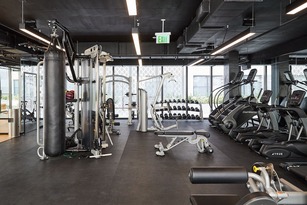 Fitness Facility, The Bradley Wynwood