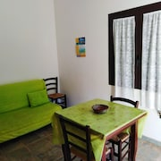 House With one Bedroom in Ogliastra , With Furnished Terrace - 7 km From the Beach