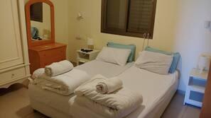 3 chambres, accès Internet, draps fournis