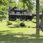 Golf Cabin, Sleeps 12 , About 20 Miles From Treetops Resort. All Atvs Welcome