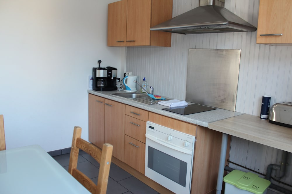 Private Kitchen, 2 Bedroom Apartment 66m2