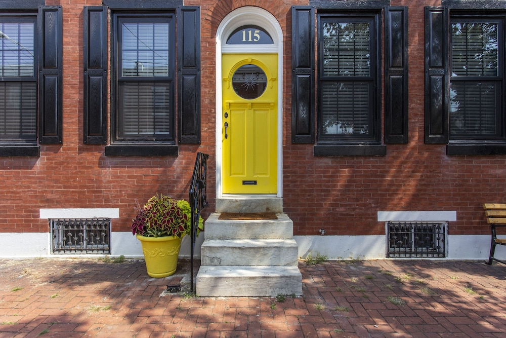 Exterior, South Philly Dream Home - Live Like a Local
