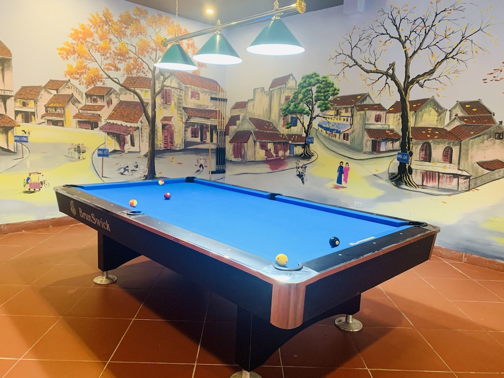 Billiards, Paragon Noi Bai Hotel and Pool