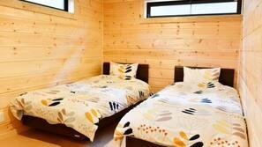 7 bedrooms, desk, free WiFi