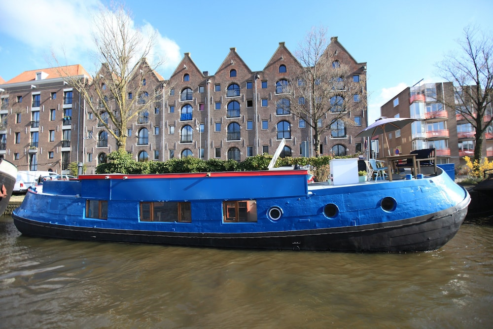 , Houseboat Amsterdam City Center