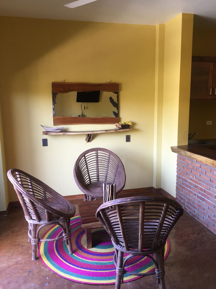 Living Area, Madre Tierra Apartments