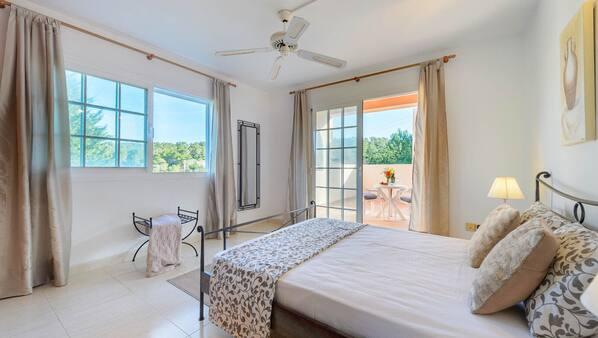 5 Schlafzimmer, kostenloses WLAN, Bettwäsche