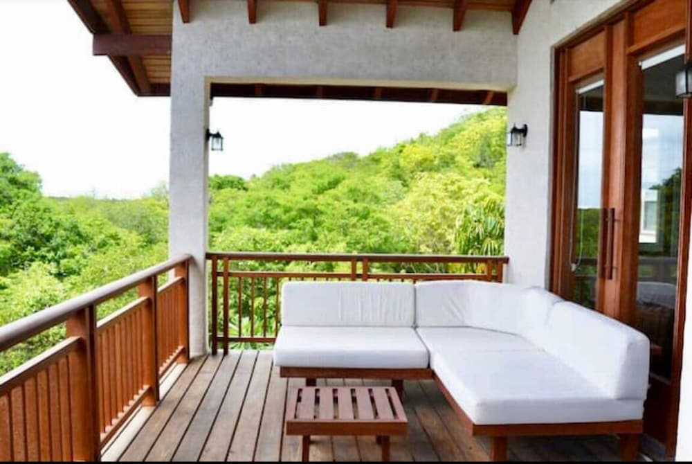 Balcony, Long Bay Oasis Villa