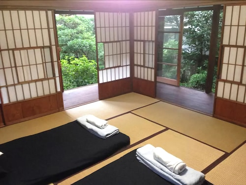Traditional Japanese House in Kamakura