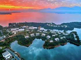 Lushan West Sea Resort, Curio Collection by Hilton