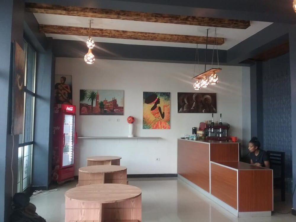 Reception, Wakanda Guesthouse