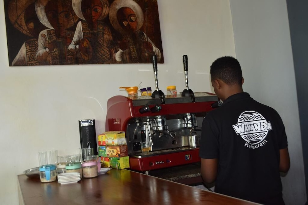 Bar, Wakanda Guesthouse