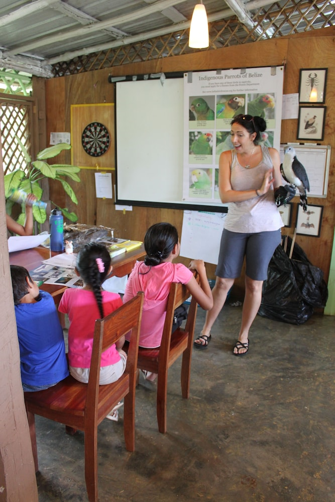 Children's Activities, T.R.E.E.S Research Center and Eco Lodge