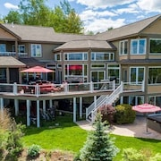 Mcg44bf - Stunning Home in Long Bay on Lake Winnipesaukee