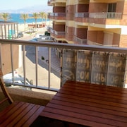 Apartment With 3 Bedrooms in Torrenueva, With Wonderful sea View and Furnished Balcony - 20 m From the Beach