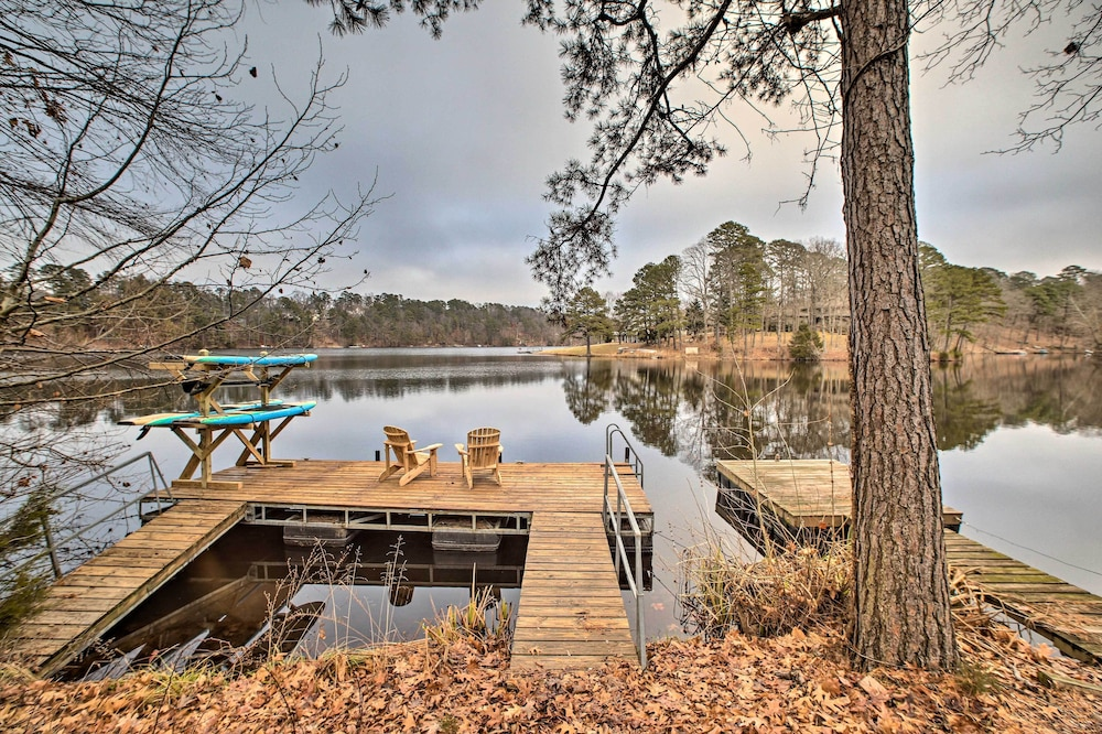 Featured Image, Renovated Lakefront Escape w/ Private Dock + Deck!