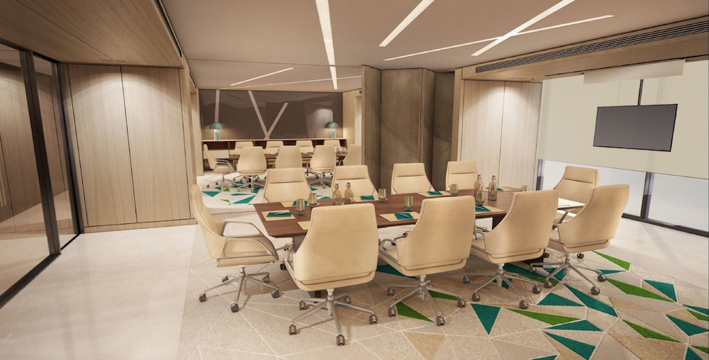 Meeting Facility, Holiday Inn Dubai Al-Maktoum Airport