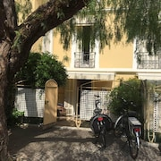 Apartment With one Bedroom in Beaulieu-sur-mer, With Enclosed Garden and Wifi