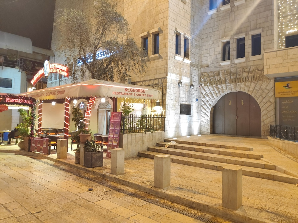 Property Grounds, Private Cozy Studio in the Heart of Bethlehem Old City