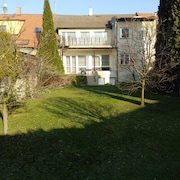 2 -bed Apartment 100m2 With Terrace and Garden 300m2 Pod?brady 40 km From Prague