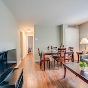 Shaw Convention Center Apartments 2 Bedroom 30 Day Rentals