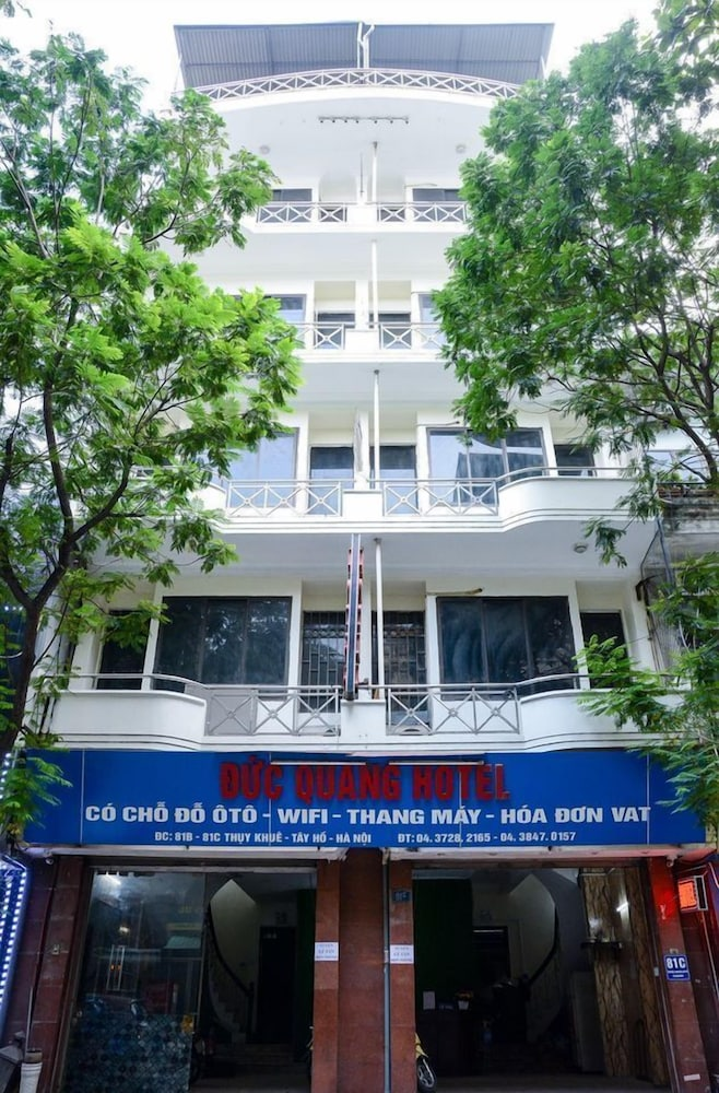 Front of Property, Duc Quang Hotel