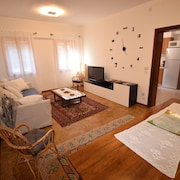 Close to the Historic Center Borgo Berga Apartments