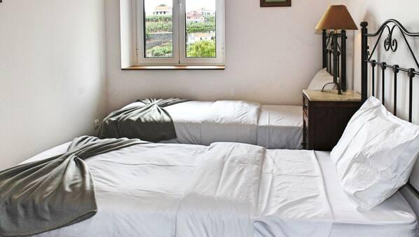 3 slaapkamers